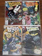 Batman Unseen 1-4 DC COMIC VS The Invisible Man Kelley Jones comic collectors