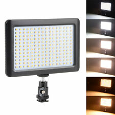WanSen Pad 192 3200K-6000k Color Temperature LED Video Light for Canon Nikon