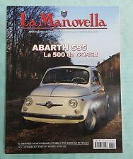 LA MANOVELLA-ASI-N.12-2013-FIAT 500 ABARTH-EICMA-DE SANCTIS-LAVERDA-ARIEL-LANCIA