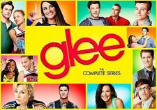 Glee ~ The Complete Series ~Season 1-6 (1 2 3 4 5 6) NEW 34-DISC DVD SET