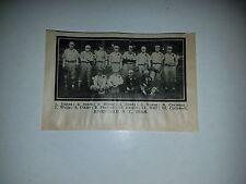 Riverhead New York 1917 Baseball Team Picture