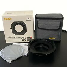 OB - NiSi S5 Kit 150mm Filter Holder Enhanced CPL Nikon 14-24mm f/2.8 AUTH USA