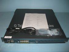 Cisco Aironet 5508 Wireless LAN Controller AIR-CT5508-100-K9 Dual Power Supplies