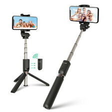 BlitzWolf Extendable Selfie Stick Tripod with Wireless Remote for iPhone Samsung