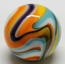 Winlock Marbles ~ Handmade Glass Marbles ~ Lampwork Art Marble ~ 57/64