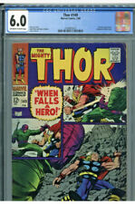 The Mighty Thor #149 (Marvel 1968) CGC Certified 6.0