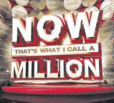NOW THAT'S WHAT I CALL A MILLION - VARIOUS ARTISTS (NEW SEALED 3CD )