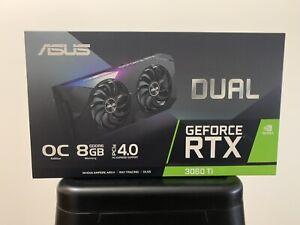ASUS Dual GeForce RTX 3060 Ti OC 8GB GDDR6 Graphics Card, SHIPS FAST 🚚💨