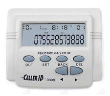 Mobile FSK/ DTMF Tele Caller ID Display Box Call History Cable Telephone