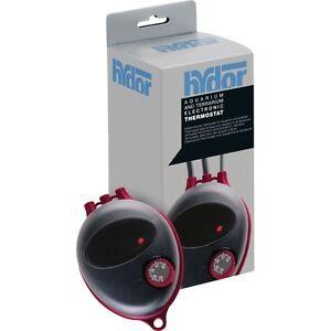 Thermostat Hydroset For Aquarium And Terrarium