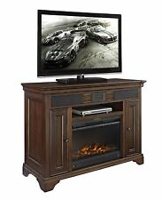 E-Ready Belcourt TV Stand With Audio and Fireplace, 48