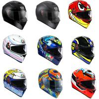 2020 AGV K-3 SV Full Face Dual Sport Motorcycle Helmet - Pick Size & Graphic