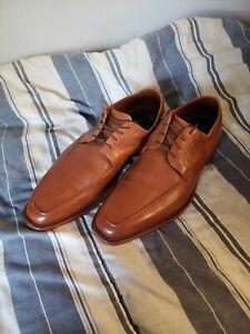 Allen Edmonds Jackson Apron Toe Dress Shoes Men's 11 3E Brown