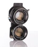 Mamiya Sekor S 80mm F2.8 Blue Dot Lens 80mm- Japan No 796561 *Fungus*