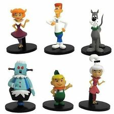New Hanna Barbera The Jetsons Collectible Figure Set Astro Elroy George Judy