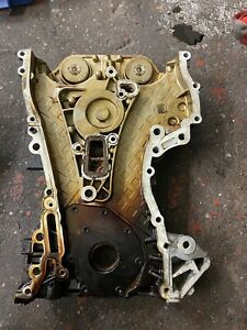 GENUINE VAUXHALL OPEL OIL PUMP TIMING COVER A12XER A14XER