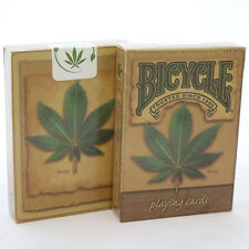 Hemp Bicycle Playing Cards - Quality Hemp Bike Card Deck from USPCC