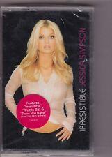 Jessica Simpson - Irresistible (Jun-2001, Columbia (USA) Cassette NEW