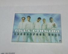 Backstreet Boys Sticker New Early 2000'S Vintage Oop Rare Collectible