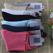10x Ladies Womens Diabetic Cotton Socks Non-Elastic Swollen Ankles