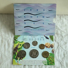 AUSTRALIA 1993 6 COIN UNCIRCULATED MINT SET - sealed RAM pack