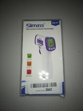 Simzo Forehead Thermometers Infrared Digital Thermometer For Baby Kids Adult