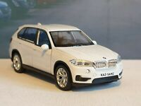 NEW BOYS TOYS WHITE BMW X5 1.38 DIECAST MODEL CAR BOXED CHRISTMAS PRESENT GIFT