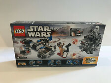 Lego Star Wars 75195 Microfighters Ski Speeder vs. First Order Walker Neu OVP