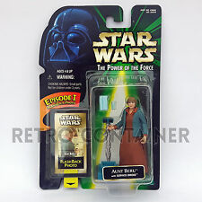 STAR WARS Kenner Hasbro Action Figure - POTF POTF2 - Aunt Beru (Flashback Photo)