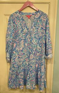 lilly pulitzer dress medium new