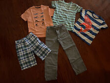 Boys Clothes Size 8 Janie Jack, Gap , CrewCuts, Mini Boden Pants Shorts Shirt