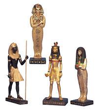 Kleopatra Maahes 4 ägyptische Figuren Tutenchamun