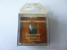 Tonacord DE 741 Ersatz Audio Technica AT-11 E Nachbau Tonnadel Nadel LPSP10