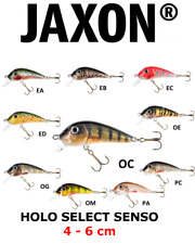 Jaxon HS Senso Crankbait wobler lure fishing trout ide chub perch  FLOATING
