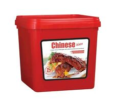MIDDLETON FOODS Meat Glaze BBQ Marinades 2.5kg Red Tub All Flavours Listing