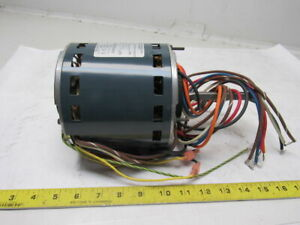 Fasco D701 1/2-1/3-1/4-1/5 HP 1075 RPM 115V 1 PH 4 Speed Electric Motor