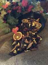 Orange Harvest rosehips cinnamon orange spices Potpourri bowl fillers simmering