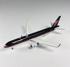 Gemini 1/400 Boeing 757-200 TRUMP Diecast Metal Airliner Replica