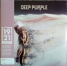 Deep Purple  - Woosh - HMV Limited Purple 1000 Numbered Vinyl