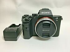 Sony Alpha A7 II 24.3MP Digital Camera - Black w/ Hasselblad LF16 35mm Lens