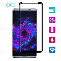 Samsung Galaxy S8 S8 Plus Note 8 NUGLAS 3D Tempered Glass Screen Protector