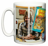 Dirty Fingers Mug, Swap Shop TV series 1970's Retro Gift