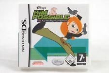 Kim Possible: Auf der Jagd nach Gemini (Nintendo DS/2DS/3DS) Spiel OVP, SEHR GUT