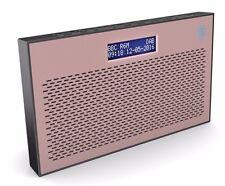 Majority Histon DAB+ DAB FM Digital Portable Radio Rose