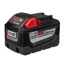 Milwaukee #48-11-1890 M18 18V 18-Volt Lithium-Ion High Demand Battery Pack 9.0Ah