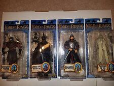 LORD of the RINGS: LOTR ROTK: HARADRIM ARCHER, MORGUL, ARAGORN, KING of the DEAD