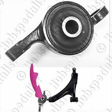 FRONT LOWER CONTROL ARM BUSHING WITH BRACKET FOR 2001-2006 LEXUS LS430 LEFT SIDE