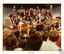 THE BEATLES PHOTO 1969 PLAYING HEY JUDE 5 X 7  NEW ON DAVID FROST SHOW RARE