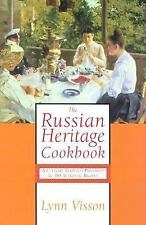 The Russian Heritage Cookbook-ExLibrary