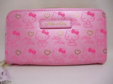 Sanrio Hello Kitty large wallet Pink JAPAN Brand-new 2015 limited super cute